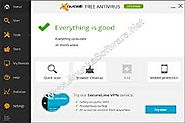 Avast Antivirus 10.2.2218 Crack & Keygen Full Download - ShareWarez