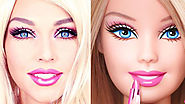 Beauty: 5 Amazing Barbie Makeup Tutorials You Have to Try This Halloween