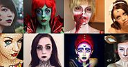 Beauty: 101 Real-Girl Halloween Costumes That Are Terrifyingly Gorgeous