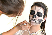 Beauty: 15 Halloween Makeup Ideas & Tutorials - Proven Tricks