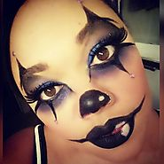 Beauty: Halloween Clown Makeup