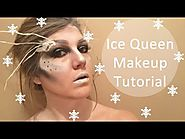 Beauty: HALLOWEEN- Ice Queen Makeup Tutorial