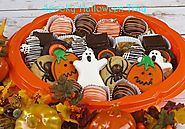 Spooky Halloween Tray | Halloween Gift Basket| Ingallina's Box Lunch Seattle