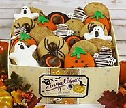 Halloween Cookie Box - Ingallina's Box Lunch Portland, Oregon