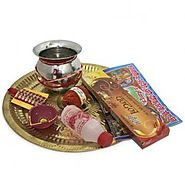 Send Diwali Pooja Accessories to India by GiftsbyMeeta