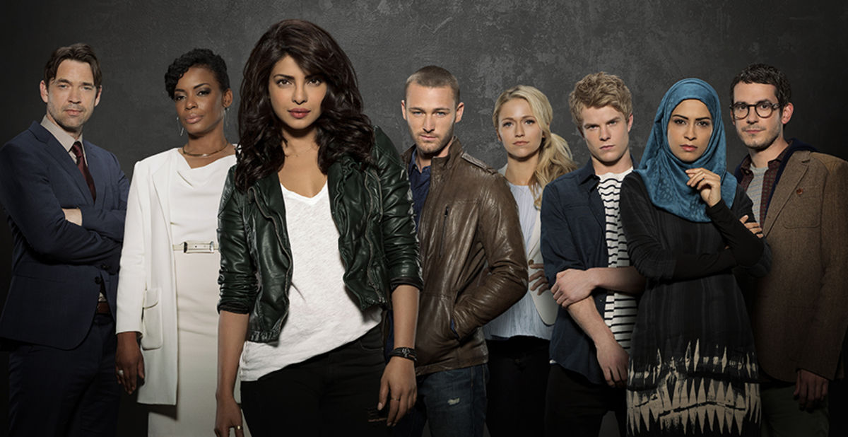 Headline for Meet the Cast of Quantico