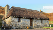 Thatched Cottages and Bed & Breakfast on the Isle of Skye