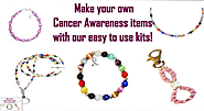 Cancer Awareness Bracelet For Fundraising