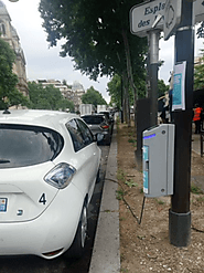 Turning Streetlights Into EV Charging Stations – AVC
