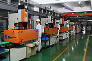 EDM Machine Line - Bluestar Mould Group
