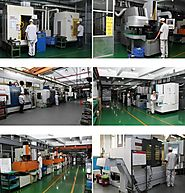 Bluestar Mould Group - Mould Manufacturing