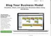 Blog Your Business Model Using WordPress
