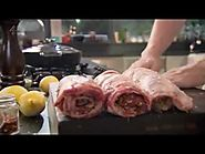 Gordon Ramsay - Braised Stuffed Lamb Breast