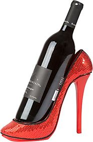Best Rated High Heel Wine Bottle Holders
