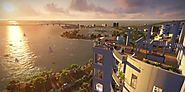 Waterfront Homes for Sale in Sarasota, FL at Echelon on Palm