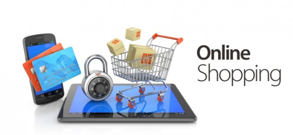 Headline for Shoping online