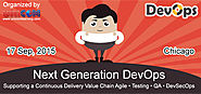 DevOps Summit Chicago 2015 | DevOps Summit August 2015 Chicago