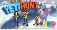 Lotus Players Club Offers 25 Free Spins on Yeti Hunt i3D Video Slot