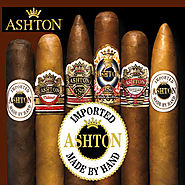Ashton Cigars available at Mike's Cigars