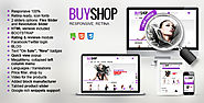 Prestashop responsive fashion theme - Buyshop - Tonytemplates