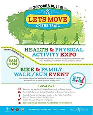 Parks & Community Services - City of Fontana got people up and moving with a fun expo