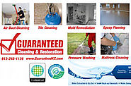 Guaranteed Cleaning & Restoration