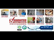 Steam Carpet Cleaning and Water Damage Restoration in Kansas City and Overland Park, KS