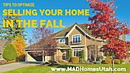 Tips to Optimize Selling Your Home in the Fall