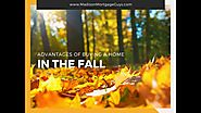 Fall Home Buying Advantages