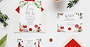 Wedding Invitation Trends for 2015