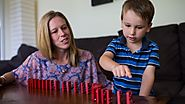 Teaching preschoolers maths just as important as learning to read, study, write