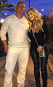 Kim Zolciak calls Kroy Biermann her 'world' and her 'rock'