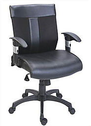 Boss Medium Back Office Chair - Chairs Bazaar