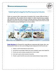 Tableting Technology for the Pharmaceutical Industry