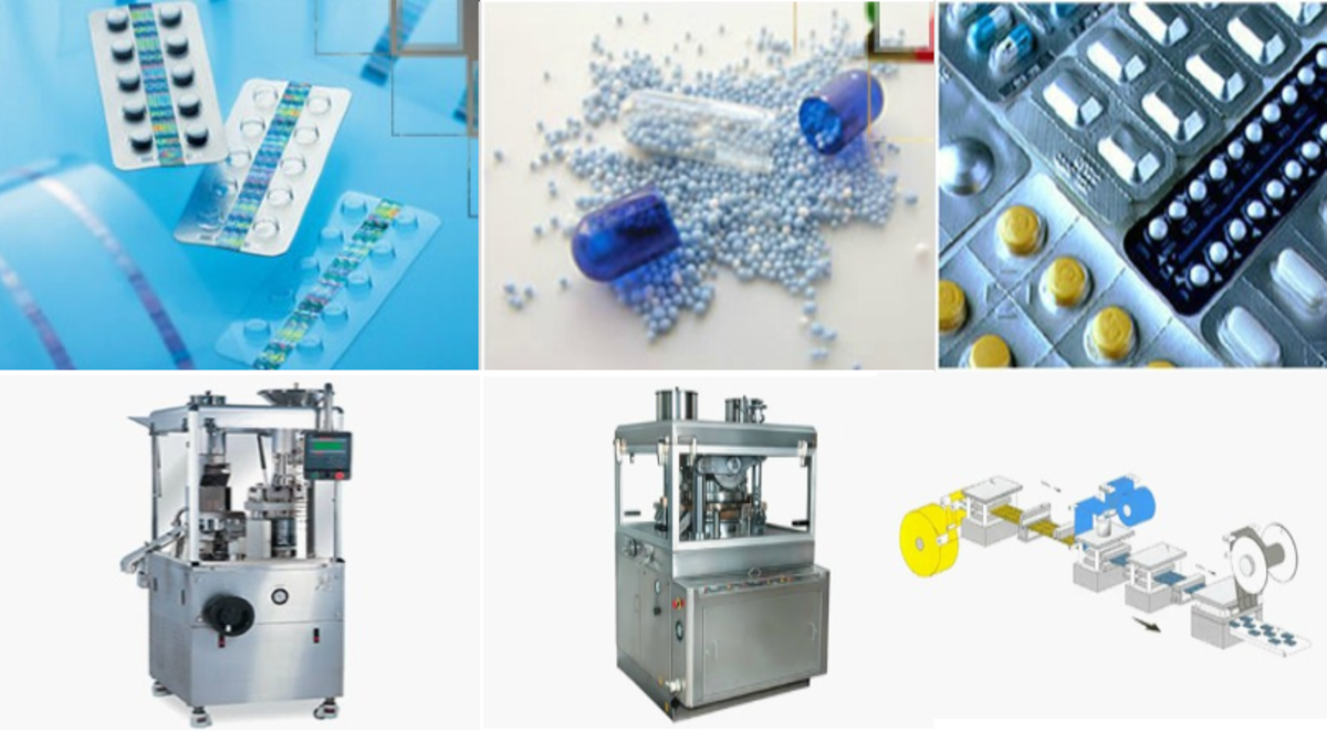 Headline for Pharmaceutical Machine Manufacturer
