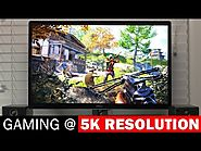 5k Resolution Gaming (5120x2880) Performance & Benchmarks On Nvidia GTX 980