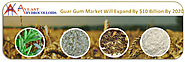 Global Guar Gum Industry 2020 Market Research by $10 Billion