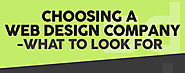Choosing a Web Design Company - What to Look for