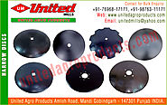 Harrow Discs manufacturers exporters in india