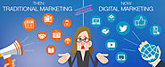 Digital Marketing and Traditional Marketing: The Difference - Find Nerd