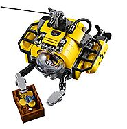 LEGO City Deep Sea Explorers Submarine Building Kit (with image) · emailcash