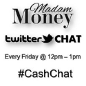 #cashchat - 12PM EST Every Friday