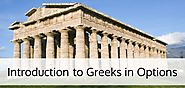 The Greeks in Options: Delta, Gamma, Theta and Vega