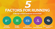 PHP Clone Scripts, Website Clones, Agriya products: Five factors for running a design contest website successfully