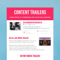 Content Trailers