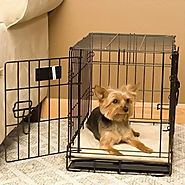 K & H Self-Warming Crate Pad Tan 21 x 31 x 0.5
