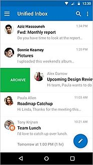Does Your Hired Android App Developers' Team Know About Outlook Update?