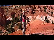 How to use Hiking Poles ♦ Benefits of using Trekking Poles (Tutorial)