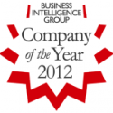 2012 Big Awards for Business Winners