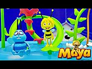 Maya The Bee Aquapark Playset From IMC Toys La Abeja Maya Juguete ★ Die Biene Maja